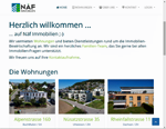 Referenz Web Immobilien